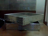 Stainless Steel Perforated Tray