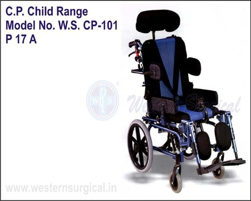 WHEEL CHAIR (C.P.CHILD RANGE)
