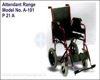 WHEEL CHAIR (ATTENDANT RANGE)