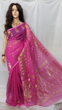 Soft Jamdani Saree