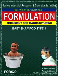 BABY SHAMPOO TYPE 1