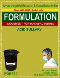 Acid Sullary