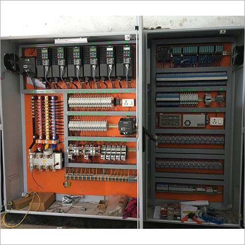 Industrial PLC Automation Control Panels