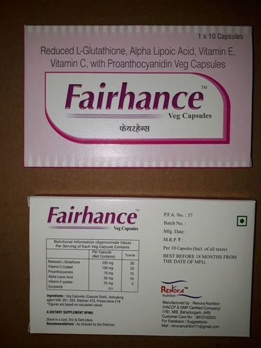 Fairness capsules