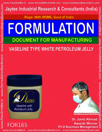 Vaselene Type White Petroleum jelly