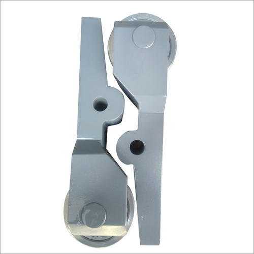 820 Stainless Steel Roller Entry Guide Box