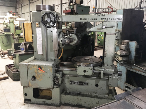 Atena Gear Hobbing Machine