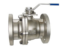 Ball Valve 3 Piece Design
