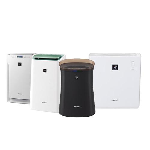 Plasmacluster Air Purifiers