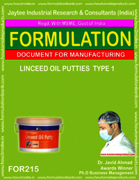 Linceed Oil Putty Type 1