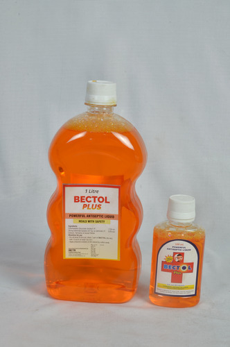 Antiseptic Disinfectant Solution