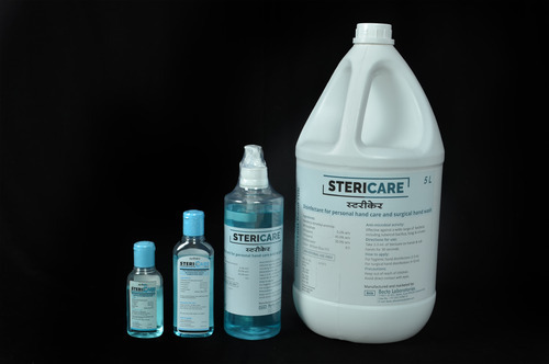Disinfectants And Sterilizing Solution
