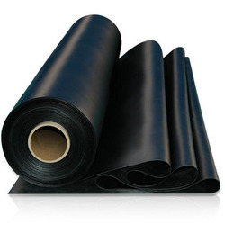 Natraj Black Rubber Sheet