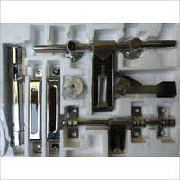 Mica Steel Door Kit