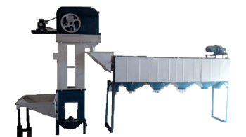 Automatic Raw Cashew Grading Machine