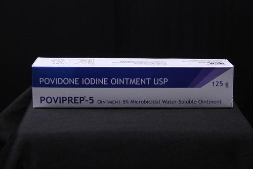 Povidone Iodine Ointment - 5%