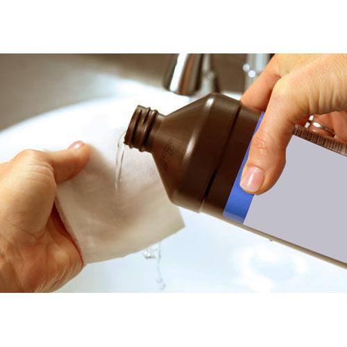 Silver Nitrate Hydrogen Peroxide Solution