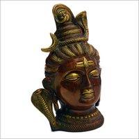Brass Lord Shiva Statue