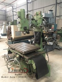 Boko F1 Milling Machine