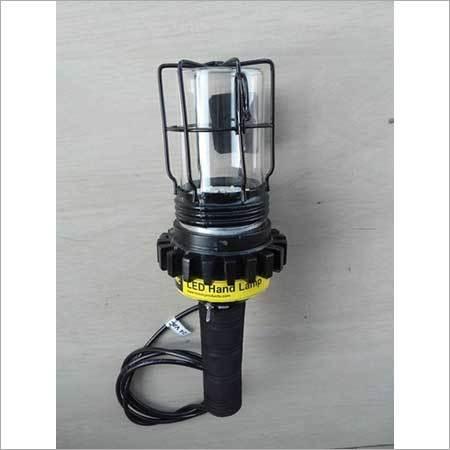 LED Hand Lamp 24vac