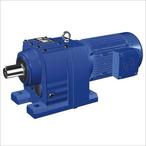 Industrial Helical Gear Motor