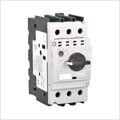 Black And White Circuit Breaker