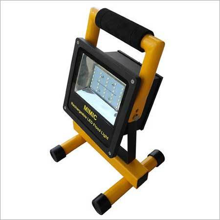 Led Flood Light Portable Rechargeable