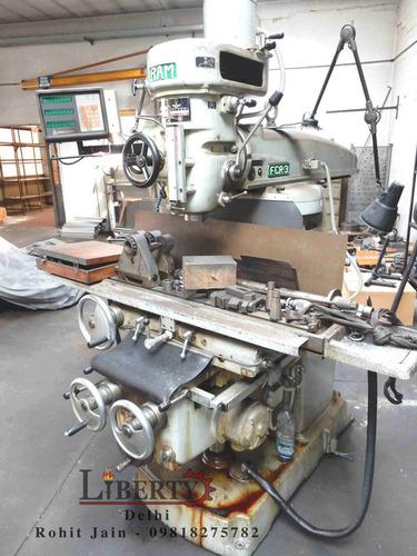 Rambaudi M1TR Milling Machine