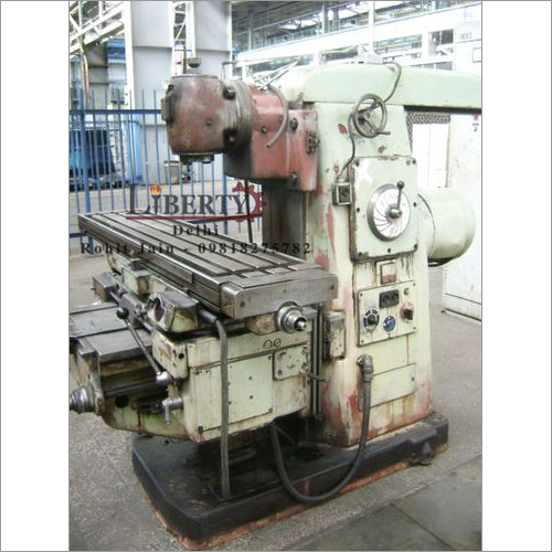 TOS FA4AU Milling Machine