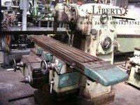 TOS Universal Milling Machine