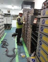 URLA Cell Installation Services