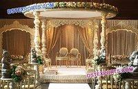 Rajasthani Padmavati Wedding Mandap