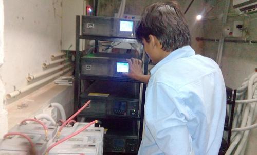 ESIC Hospital emersion UPS Installation