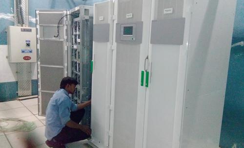 Galaxy VM Battery Cabinet Installation Services