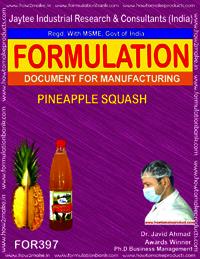 Pine oil squash