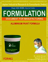 Aluminium Paint Formula