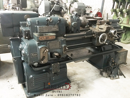 Relieving Lathe