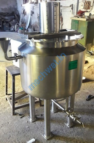 Stainless Steel Tanks Vessels & Silos