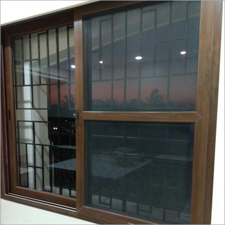 UPVC Fixed Windows