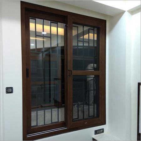 UPVC Coloured Window
