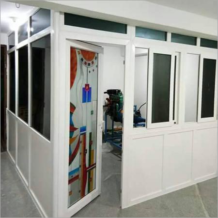 UPVC Office Door