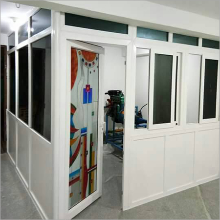 UPVC Office Door