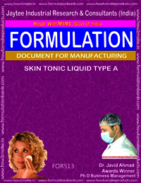 Skin Tonic Liquid type A