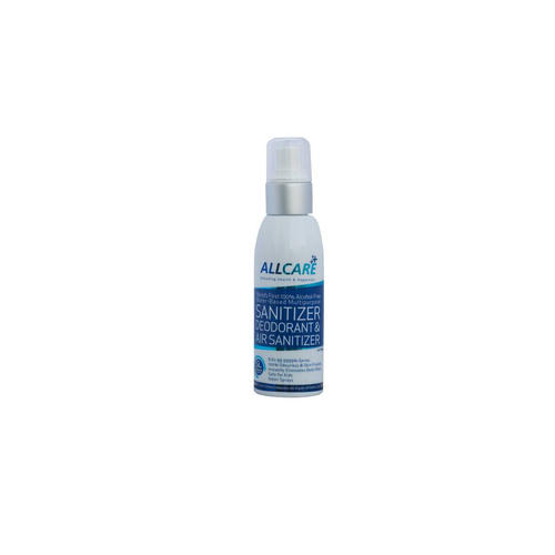 Deodorant and Air Sanitizer