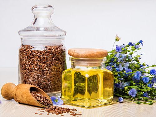 Crude Linseed Oil