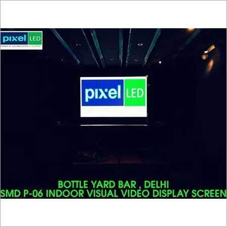 Indoor LED Display Video Wall