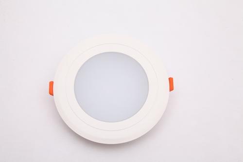 LED 6W Round PC Panels