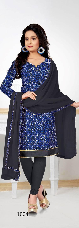 sethnic PC cotton dress material wholesale prices