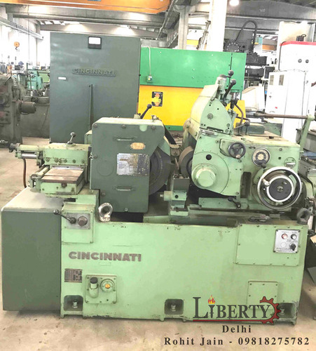 Cincinnati No 2 Centreless Grinder