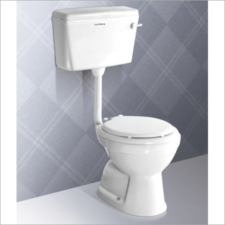 Concealed S Toilet
